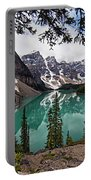 Moraine Lake Portable Battery Charger