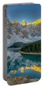 Moraine Morning Portable Battery Charger