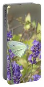 More Lavender Love Portable Battery Charger