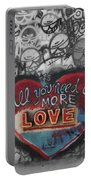 More Love  Portable Battery Charger