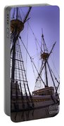 More Mayflower In Mystic Portable Battery Charger