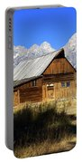 Mormon Row Barn 2 Portable Battery Charger