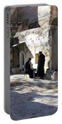 Morning Conversation Portable Battery Charger