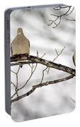 Mourning Dove Portable Battery Charger by LeeAnn McLaneGoetz McLaneGoetzStudioLLCcom