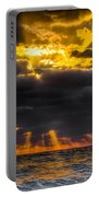 Morning Drama Portable Battery Charger
