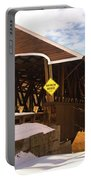 Morning Finds The Rowell Bridge Portable Battery Charger
