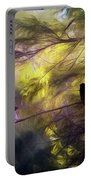 Morning Forest Light Portable Battery Charger
