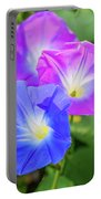 Morning Glory Portable Battery Charger