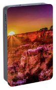 Morning Has Broken 2-painterly Portable Battery Charger