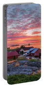 Morning In The Archipelago Sea Portable Battery Charger
