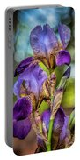 Morning Iris Portable Battery Charger