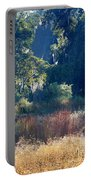 Morning Marsh Sunshine Portable Battery Charger