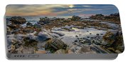 Morning On Casco Bay Portable Battery Charger