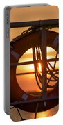 Morning On Deck  Portable Battery Charger