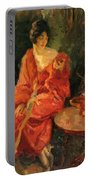 Morning Reflections 1910 Portable Battery Charger