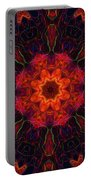 10207 Morning Storm 2 Kaleidoscope 4 Portable Battery Charger