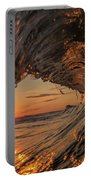 Morning Sunrise Portable Battery Charger