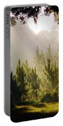 Morning Sunshine Portable Battery Charger
