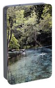 Morning Swim Portable Battery Charger