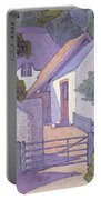 Morning, The South Downs By Robert Polhill Bevan Portable Battery Charger