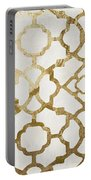 Moroccan Gold I Portable Battery Charger