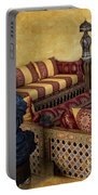 Moroccan Room Portable Battery Charger