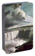 Morse: Niagara Falls, 1835 Portable Battery Charger