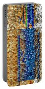Mosaic Magic Portable Battery Charger
