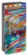 Moscow Metro Station Portable Battery Charger
