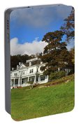 Moses Cone Flat Top Manor Portable Battery Charger