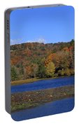 Moses Cone Manor House And Bass Lake Portable Battery Charger