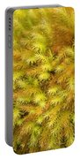 Moss Abstract Portable Battery Charger