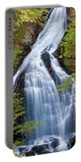 Moss Glen Falls Stowe Portable Battery Charger