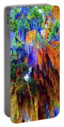 moss of Color Portable Battery Charger