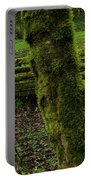 Mossy Fence Portable Battery Charger