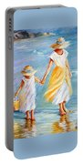 Mother And Daughter Portable Battery Charger