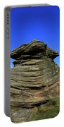 Mother Cap Gritstone Rock Formation, Millstone Edge Portable Battery Charger