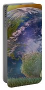 Mother Earth Series Plate3 Portable Battery Charger