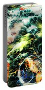 Mother Earth Sister Moon Portable Battery Charger