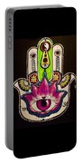 Mother Nature Hamsa Portable Battery Charger