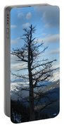 Mother Natures Canvas Portable Battery Charger