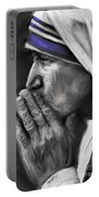 Mother Teresa Of Calcutta Portable Battery Charger