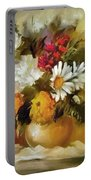 Mother's Bouquet I Portable Battery Charger