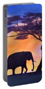 Mothers Love Portable Battery Charger