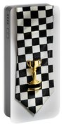 Motor Sport Racing Tie And Trophy Portable Battery Charger