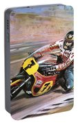 Motorcycle Racing Portable Battery Charger