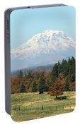 Mount Adams Pasture Land Portable Battery Charger