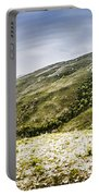 Mount Agnew Landscape In Tasmania Portable Battery Charger