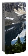 Mount Assiniboine Canada 13 Portable Battery Charger