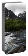 Mount Assiniboine Canada 15 Portable Battery Charger
